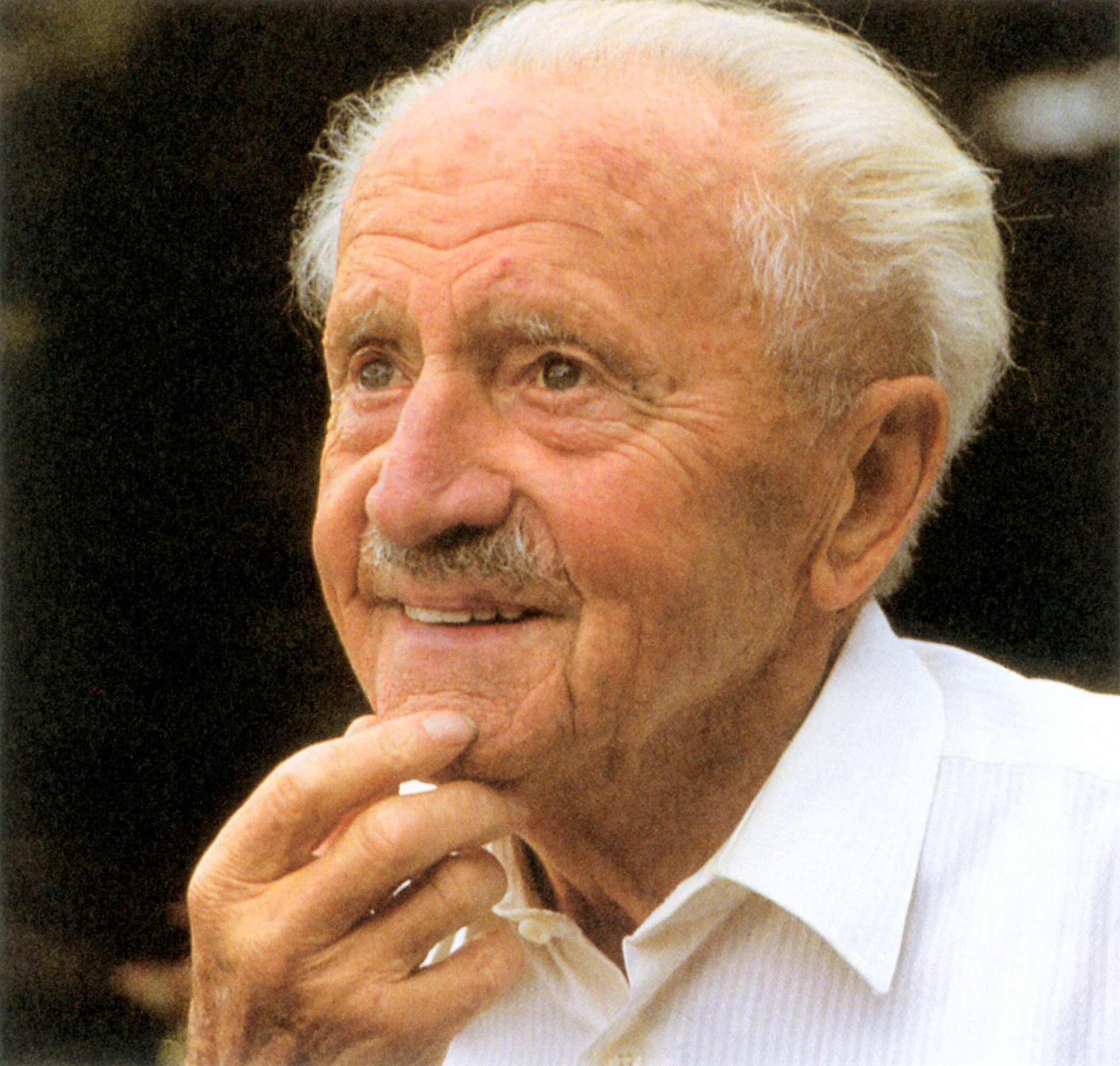Alfred Vogel Pionier der Naturheilkunde