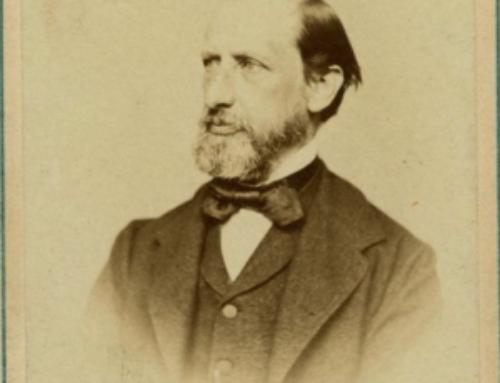 Apotheker, Henri Nestlé, 1814-†1890