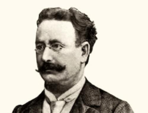 Julius Michael Johannes Maggi, Gründer der Firma Maggi, 9.10.1846-†19.10.1912