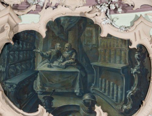 Notker, Arzt der Klostermedizin, † 12.11.975