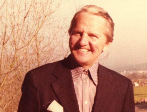 Günter Carl Stahlkopf, Biologe, Begründer der REGENA-Therapie und Gründer der REGENA AG/REGENAPLEX GmbH, 16.06.1918-†21.09.2000