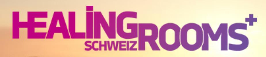 Healing Rooms Schweiz