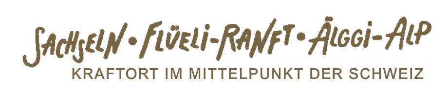 Sachseln Flüeli Ranft Alggi-Alp