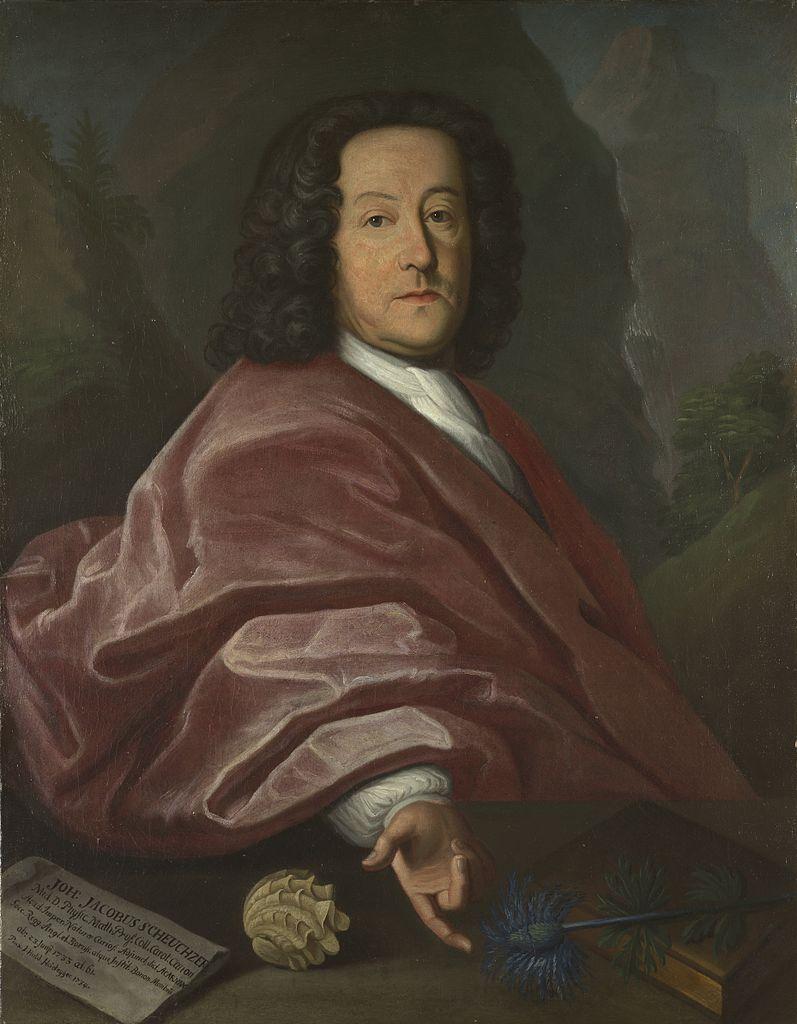 Johann Jacobus Scheuchzer