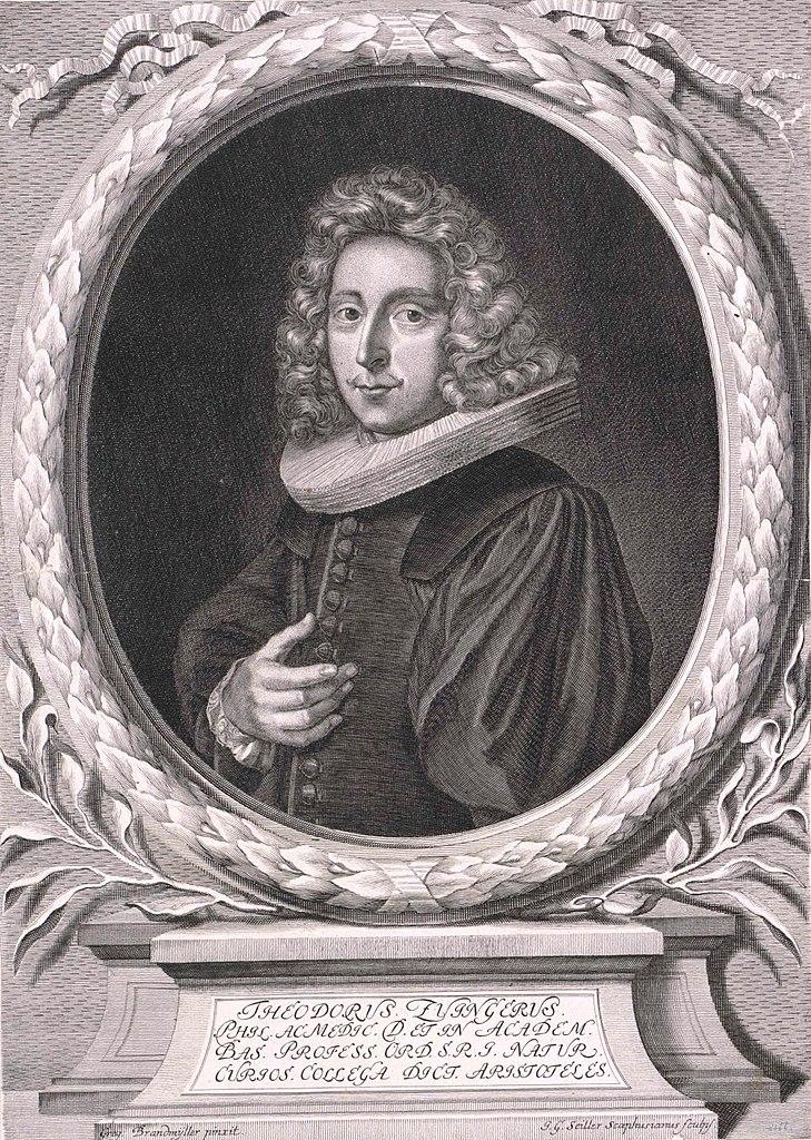 Theodor Zwinger III