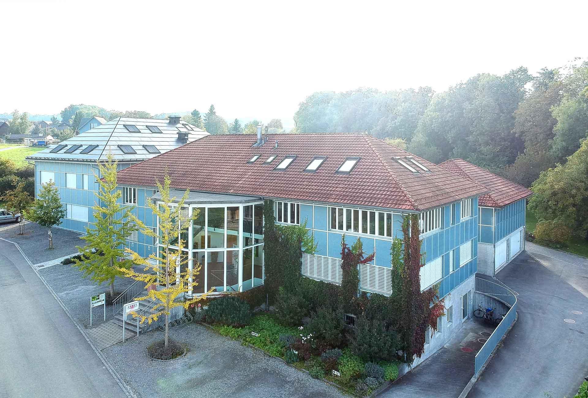 Ceres Firmengebäude Kesswil